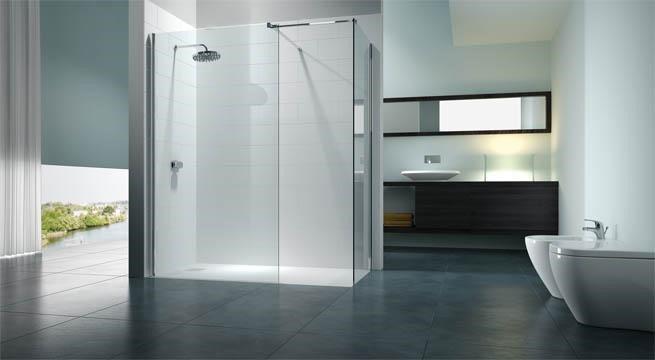 Consejos para elegir la mampara de ducha correcta for Modelos de mamparas para duchas