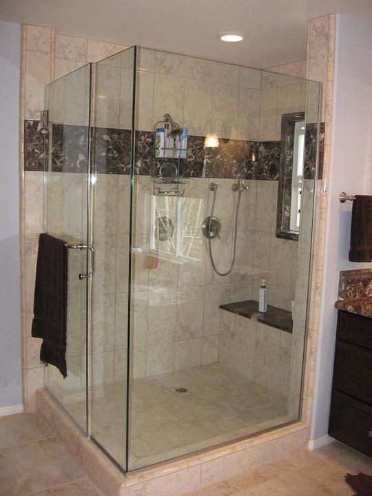 Limpiar mampara ducha cristal misin impecable eliminar la - Limpiar mamparas ducha ...